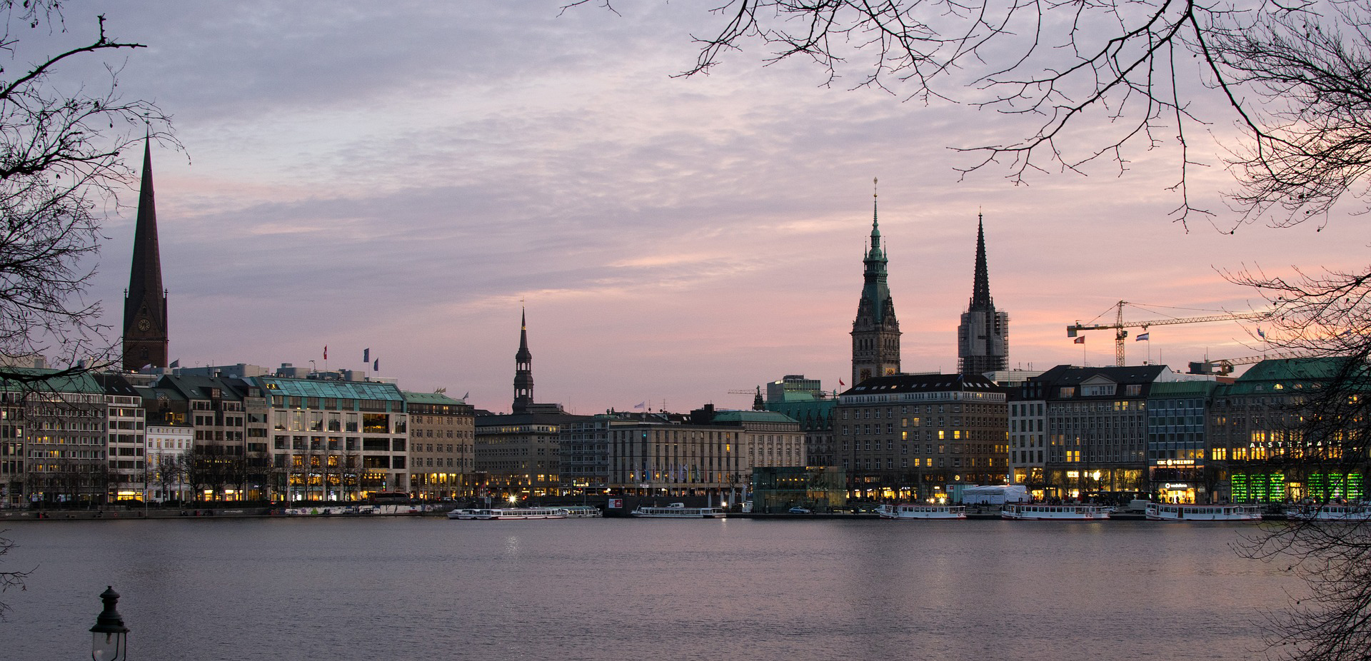 Firmensitz in Hamburg